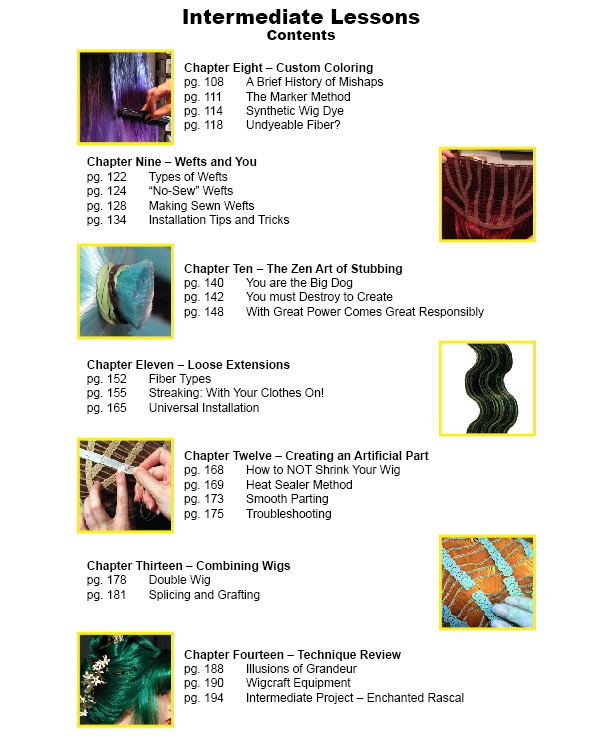 World of Wigcraft - Intermediate Lessons